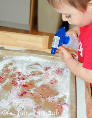 Spraying Love Potion Making