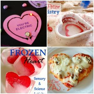 Valentines Science activities