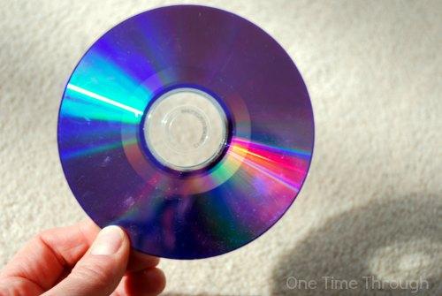 CDs Make Rainbows
