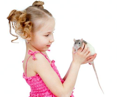 Child and Rat