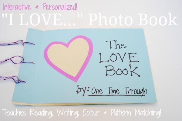 I Love Photo Book