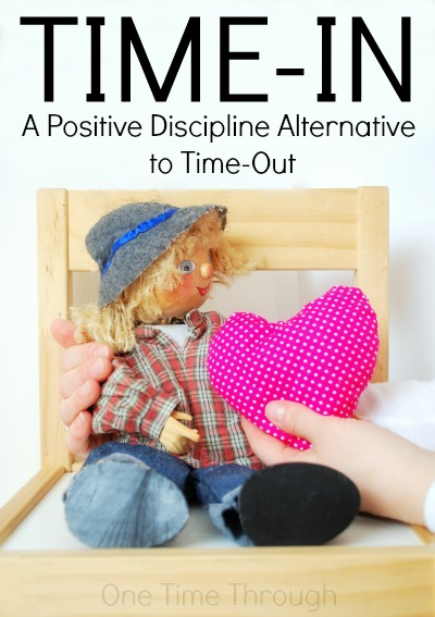 Time-In A Positive Discipline Alternative to Time-Out
