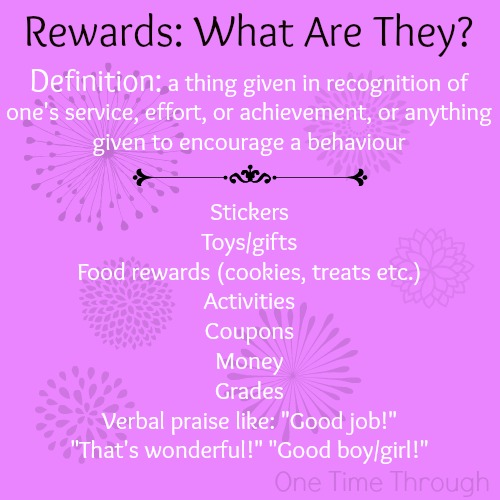 What are Rewards