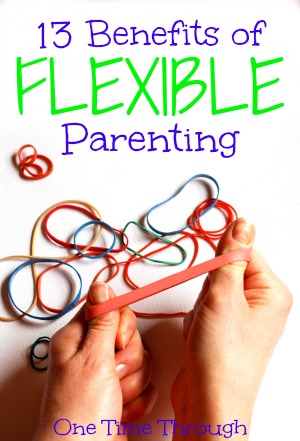 13 Benefits of Flexible Parenting