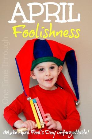 April Foolishness