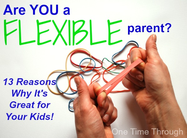 Are you a Flexible Parent