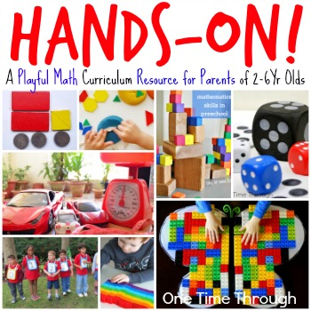 Playful Hands On Math Curriculum