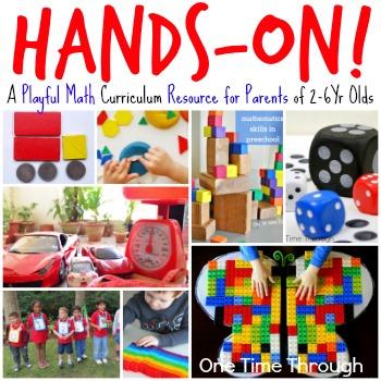 Playful Hands On Math Curriculum