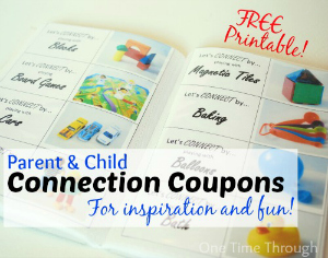 Parent Child Coupons