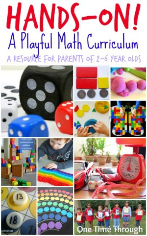 Playful Hands-On Math Curriculum