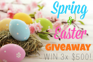 Spring Easter Giveaway