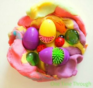 Spring Playdough Ideas