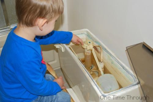 Exploring the Toilet Tank
