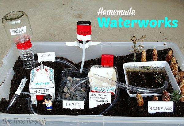 Homemade Waterworks