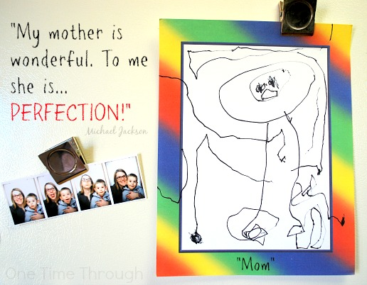 My Mother is Perfection Quote