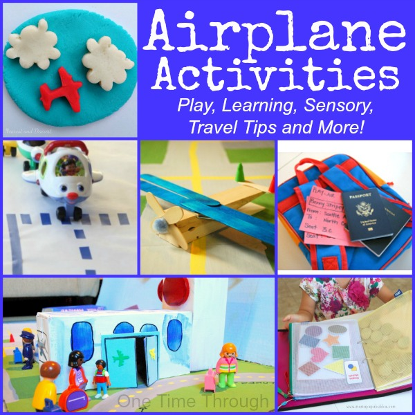 Airplane Activities