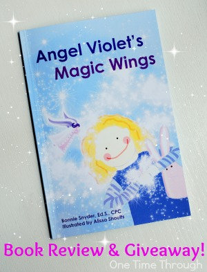 Angel Violet Book Review