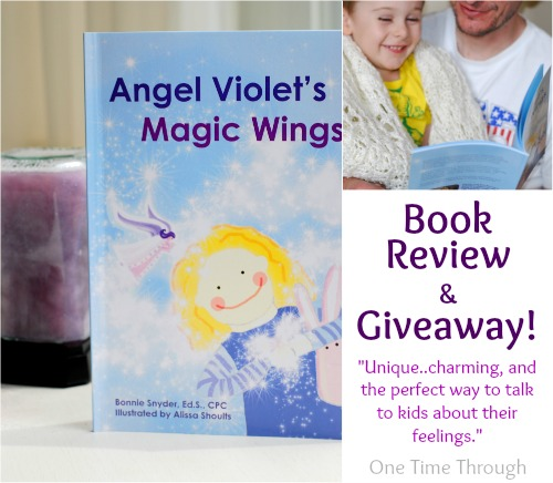 Angel Violet's Magic Wings Review