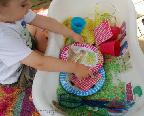 Creating Picnic Meals