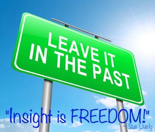 Insight is Freedom quote