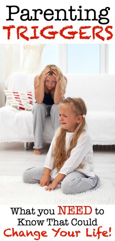 Parenting Triggers