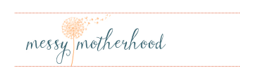 Messy Motherhood Logo