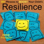 Boost Resilience