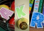 Examples of Alphabet Phonics Hunt Leters