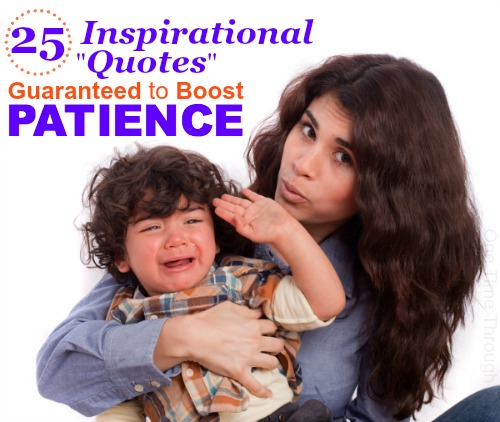 Quotes to Boost Patience