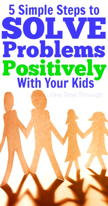 Solve Problems with your kids