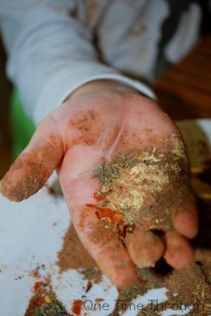 Spicy Hands
