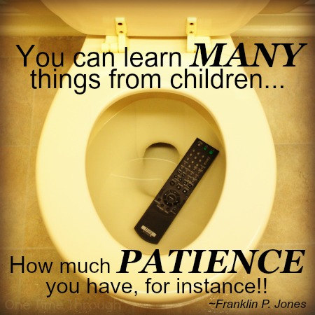 You Can Learn Many Things from Children quote
