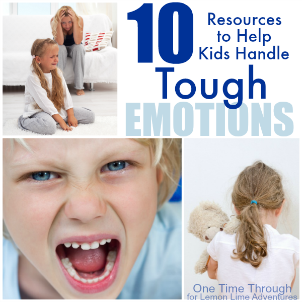 10 Resources for Tough Emotions FB