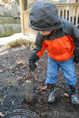 Digging for Soil