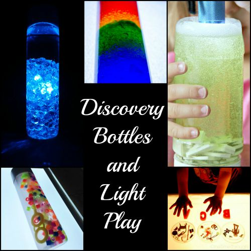Discovery Bottle Blog Hop
