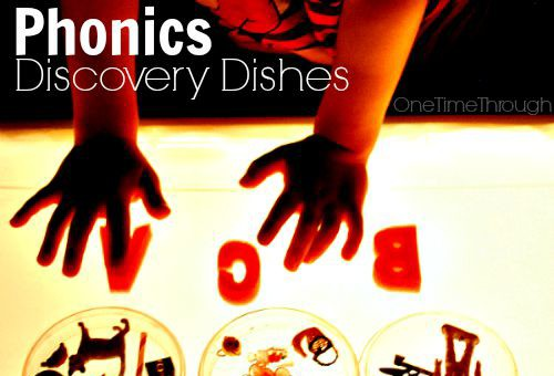 Phonics Discovery Dishes