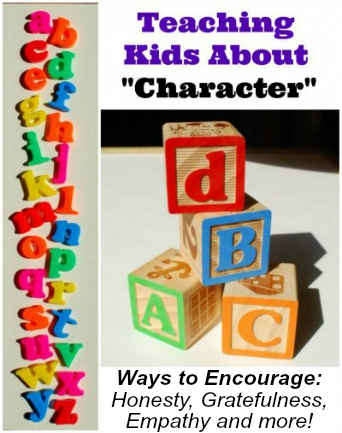 Teaching Character Sidebar Ad