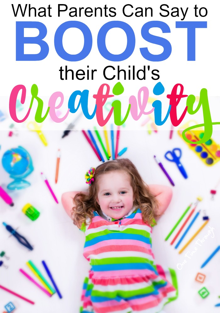 Boost Kids Creativity