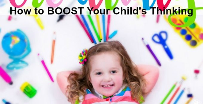 10 Simple Ways to BOOST Your Child's Creativity