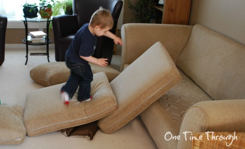 Couch Cushion Roads