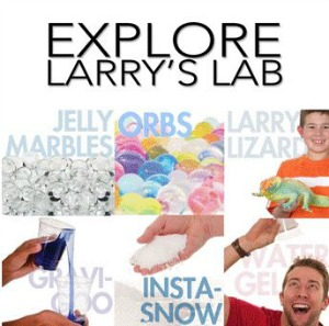 Larry's Lab Polymer Science Kit