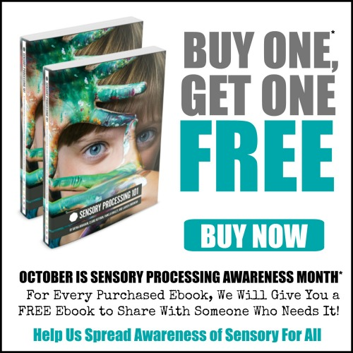 Sensory Processing Buy One