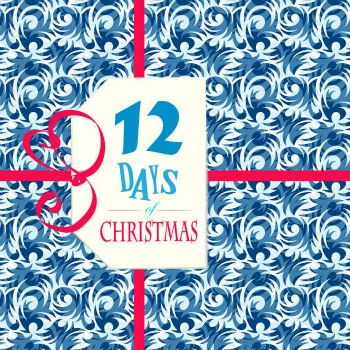 12 Days of Christmas blogging series
