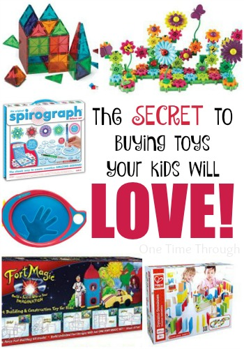 Gifts for Creative Kids Blog