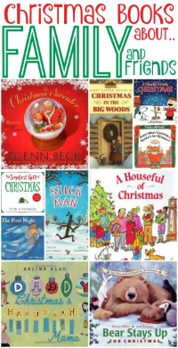 Christmas Family Books