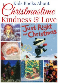 Christmas Kindness and Love Books