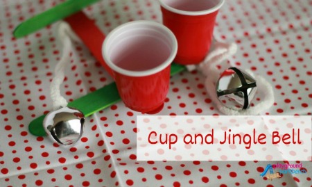 Cup and Jingle Bells Game