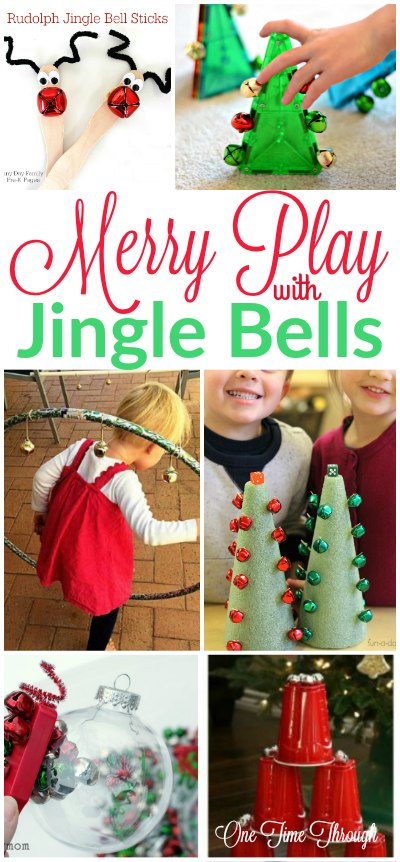 Merriest of Ways to Play with Jingle Bells Blog