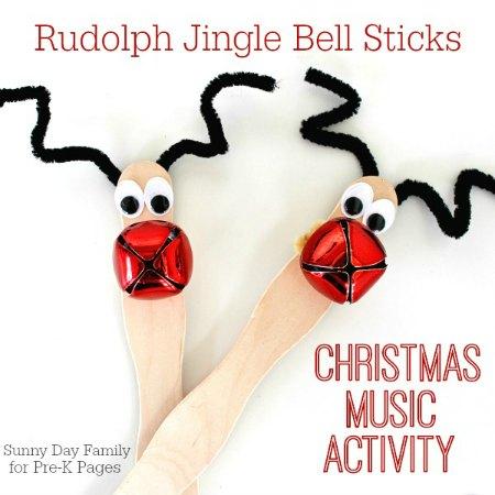 Rudolph Sticks