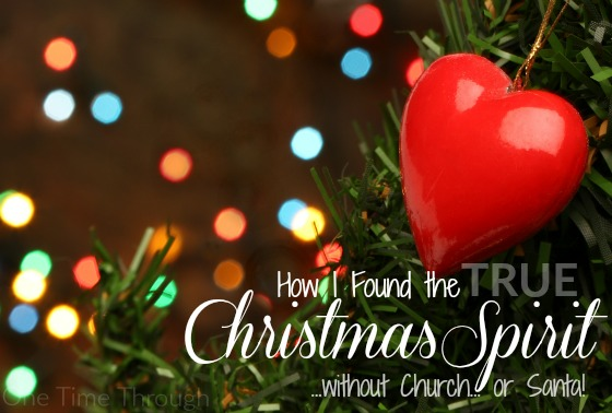 True Spirit of Christmas Blog F